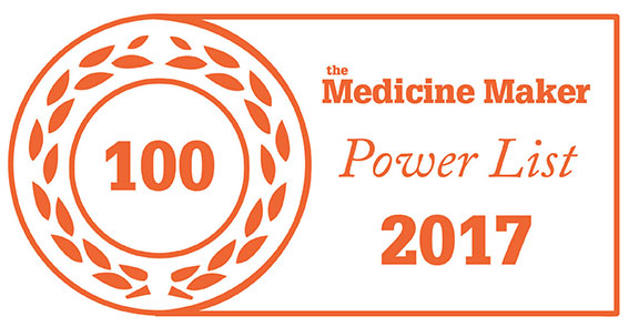 Andrew Lees Named To The 2017 Medicine Maker Power List